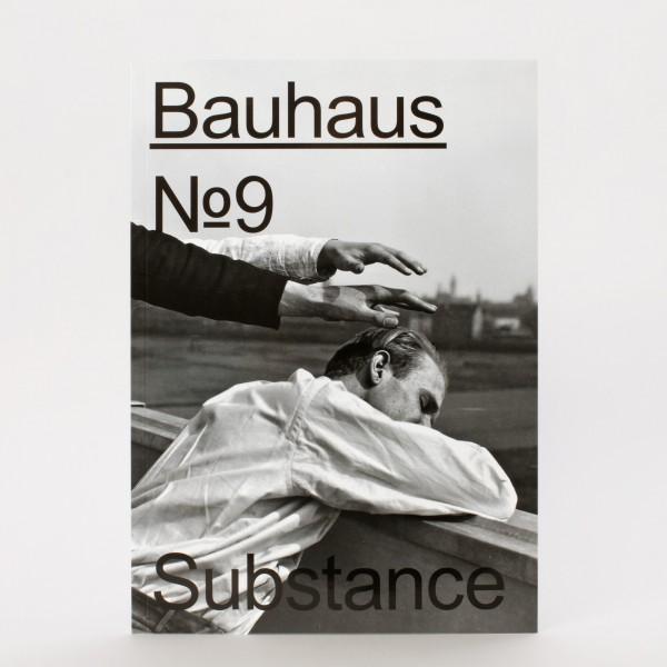 SUBSTANCE . Bauhaus Zeitschrift Nr. 9 (englisch)