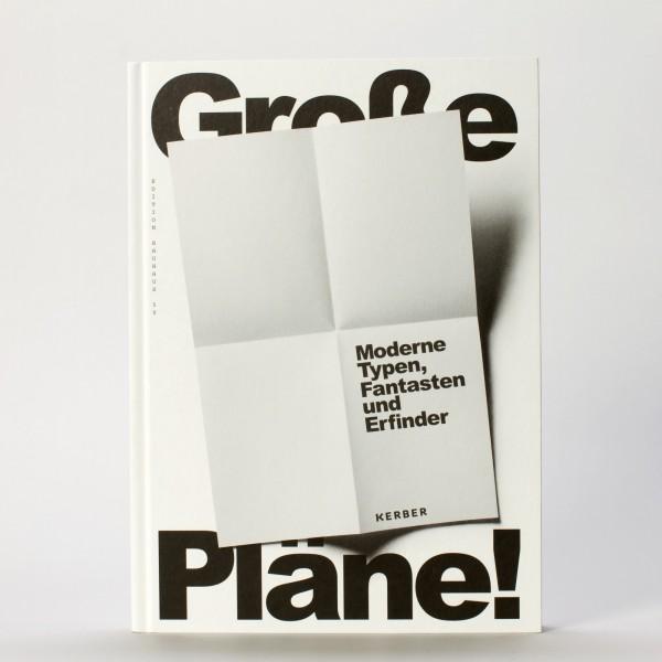 GROßE PLÄNE! . Katalog