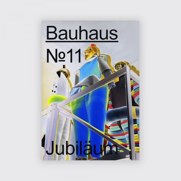 JUBILÄUM . Bauhaus Zeitschrift 11