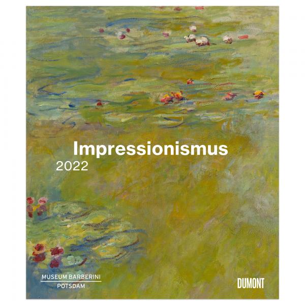 calendar 2022 . IMPRESSIONISM . MUSEUM BARBERINI