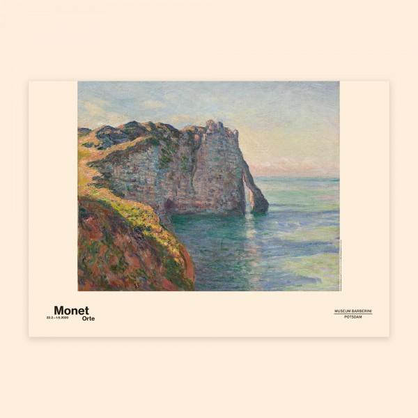 PST 44 Monet Steilküste von Aval
