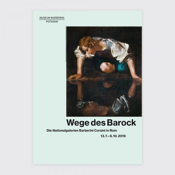 PST 37 Barock Ausstellungsplakat