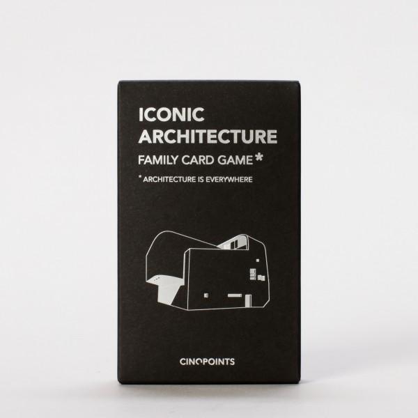 ICONIC ARCHITECTURE . Kartenspiel