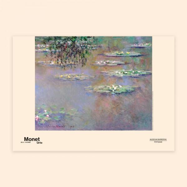 PST 45 Monet Seerosen 1903