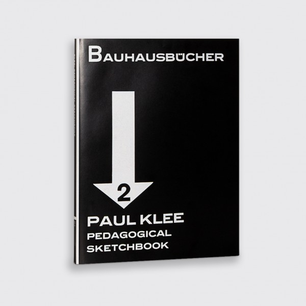 Bauhausbücher 2 . PAUL KLEE . PEDAGOGICAL SKETCHBOOK