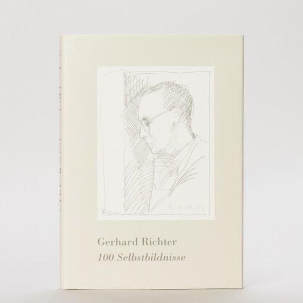 100 SELBSTBILDNISSE . Gerhard Richter