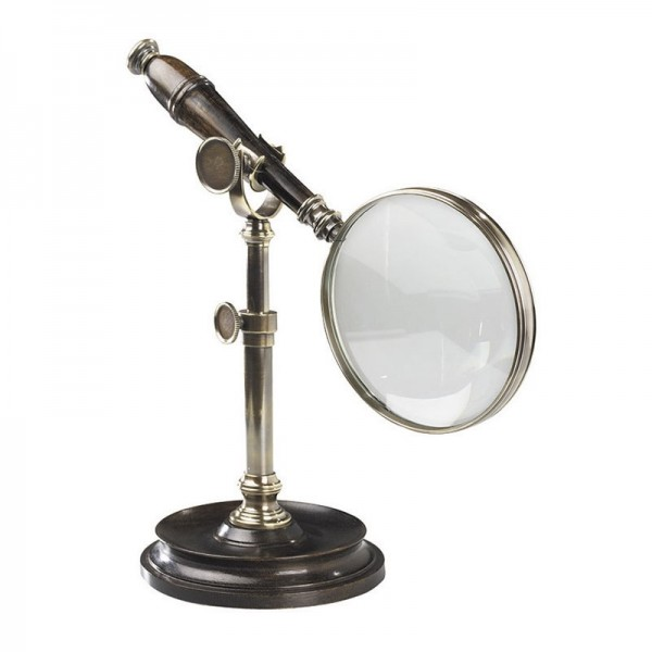 magnifiying glass . AUTHENTIC MODELS . with Stand