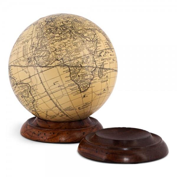 Basis für Globen . Holz
