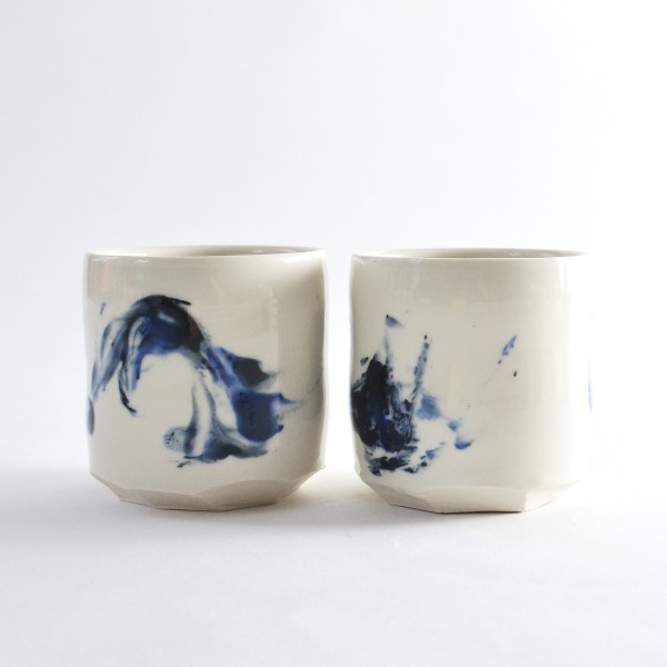 ALTERED TUMBLERS . Elaine Tian . 2er Set