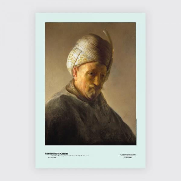 PST 67 . Rembrandt . Turban