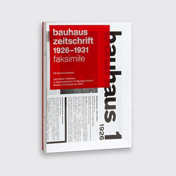 Bauhaus Zeitschrift 1926–1931