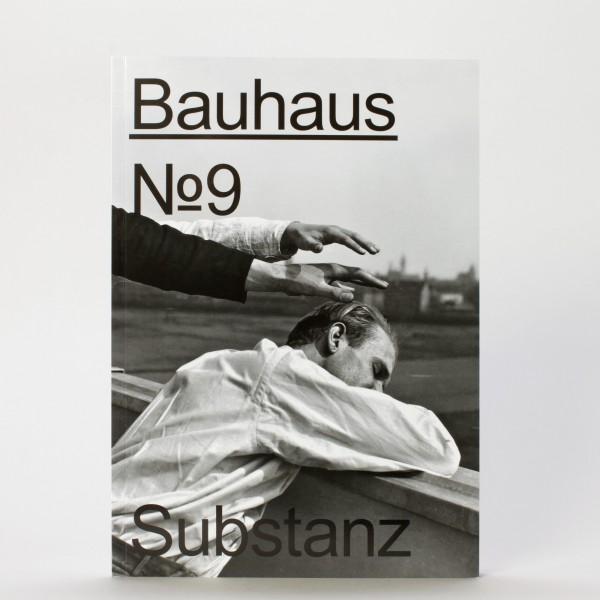 SUBSTANZ / Bauhaus Zeitschrift No.9 (dt)