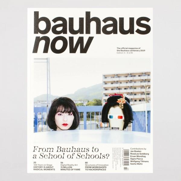 bauhaus now #3 . englisch