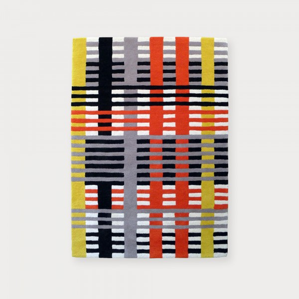 ANNI ALBERS STUDY RUG . small
