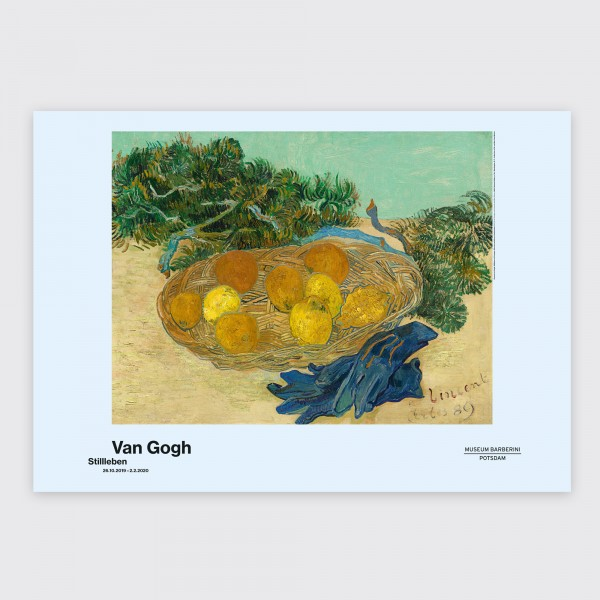 PST 40 Van Gogh OBST UND HANDSCHUHE