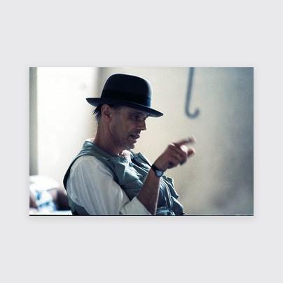 Fotografie . BERND OBERMANN . JOSEF BEUYS . 02