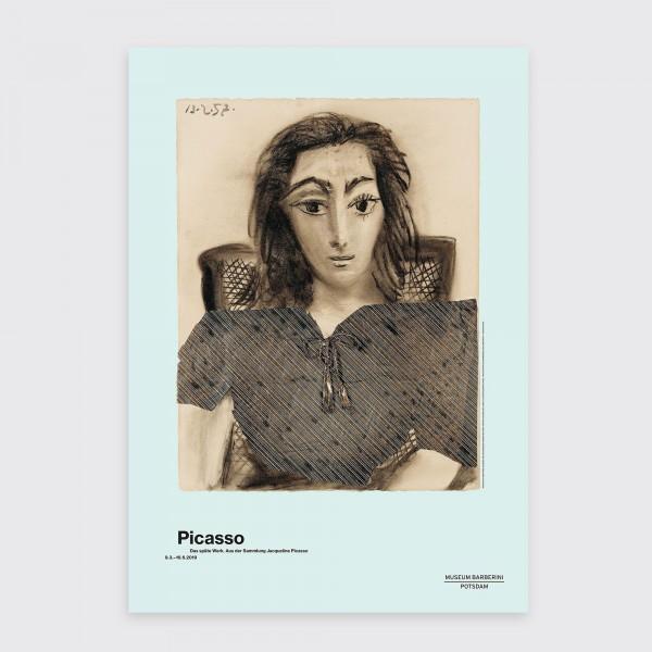 PST 29 Picasso Jacqueline, 1957