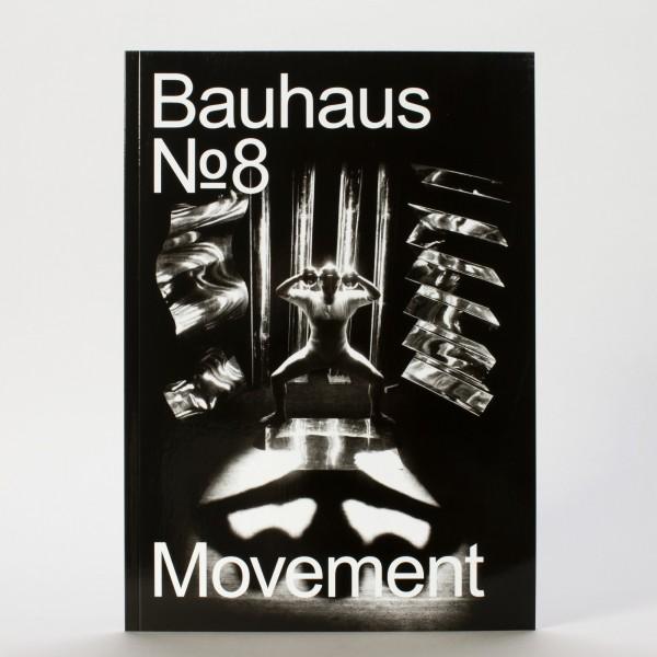 MOVEMENT . Bauhaus Zeitschrift Nr. 8 (englisch)