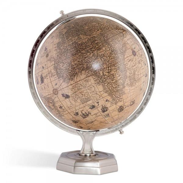 Globus . HONDIUS . vintage, round