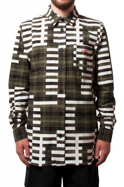 032c . WWB . Flannell Hemd