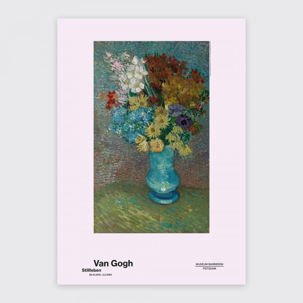 PST 41 Van Gogh VASE